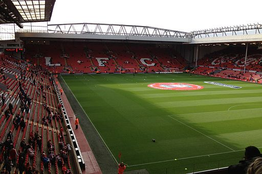 By Ivan PC from Vigo, Spain (Anfield  Uploaded by BaldBoris) [CC BY 2.0 (http://creativecommons.org/licenses/by/2.0)], via Wikimedia Commons